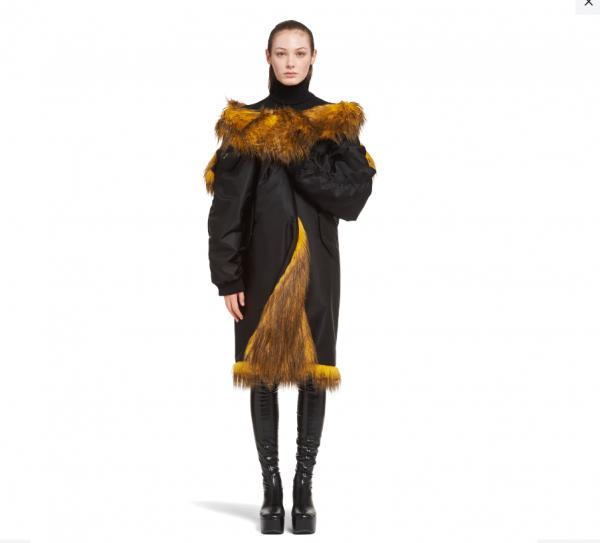 Hwasa Coat