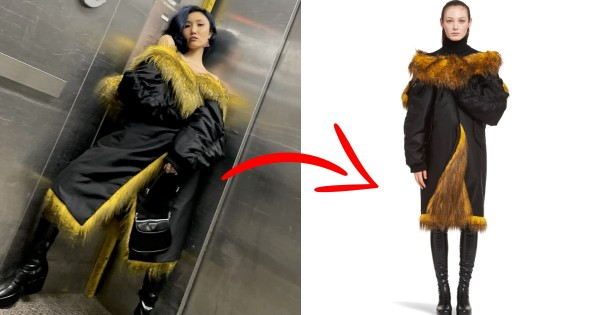 MAMAMOO Hwasa Shares Photos of $8,700+ Fur Outfit — Here are the Pieces