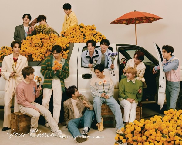 'Million-Seller' SEVENTEEN Reportedly to Hold an Offline Concert in November + Pledis   Official Statement