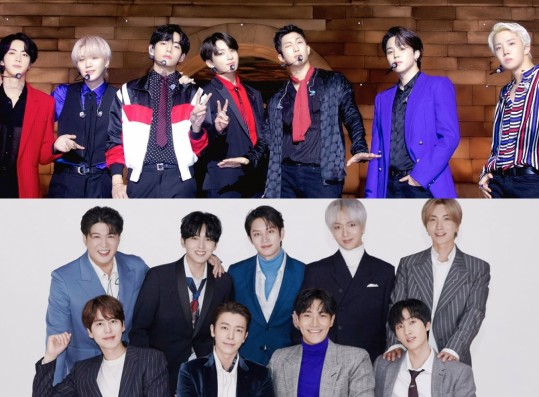 Winners of Online Voting for the 2021 The Fact Music Awards