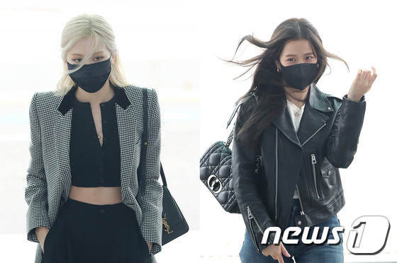 BLACKPINK 'We are going to Paris Fashion Week!'