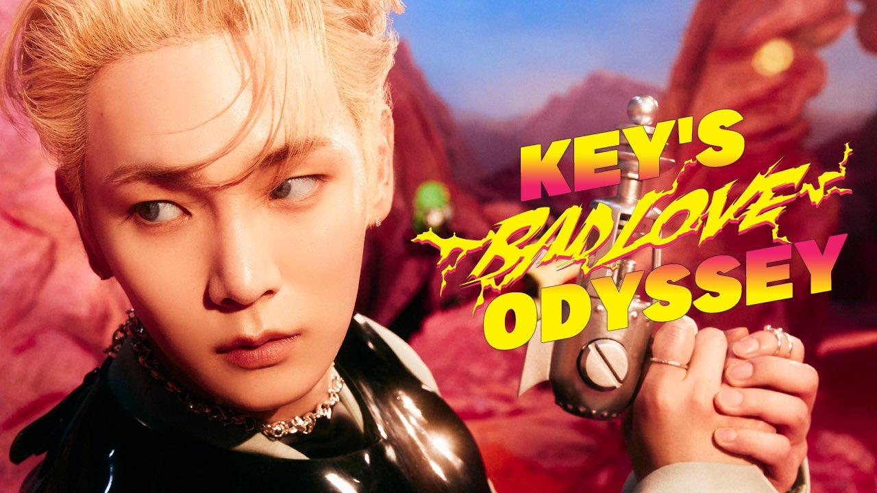 SHINee Key BAD LOVE