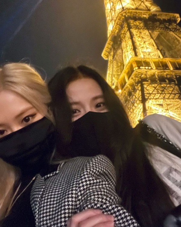 BLACKPINK Rosé and GOT7 Mark Caught in a Dating Rumor Again – Male Idol Indirectly Addresses Rumor with a Tweet?