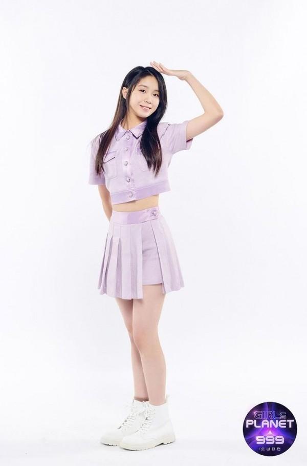 Girls Planet 999 Liang Qiao