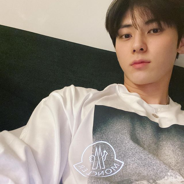 NU'EST Min-hyun, cool, handsome and cute