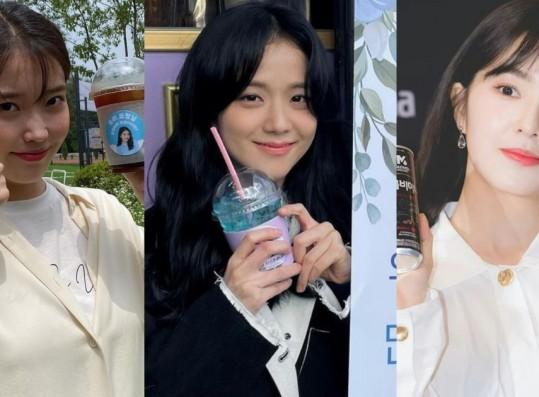 BLACKPINK Jisoo Selected as The Female Idol People Want to See Film a Coffee Ad + See Full List