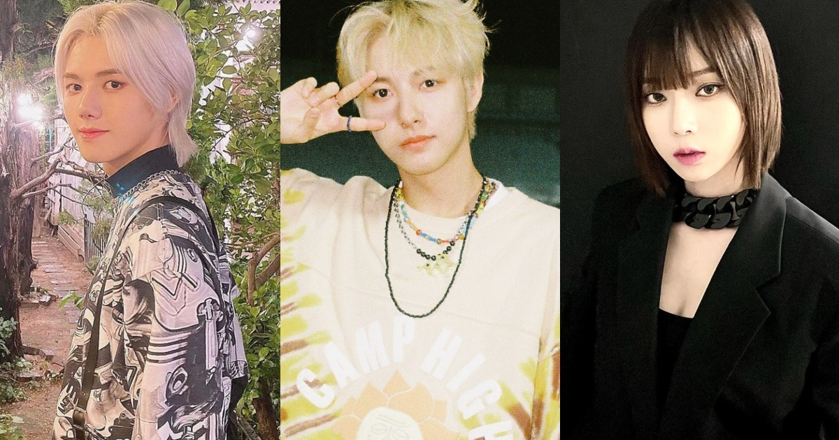 NCT Renjun Selected as The Idol Who is Gryffindor Material + See Full List