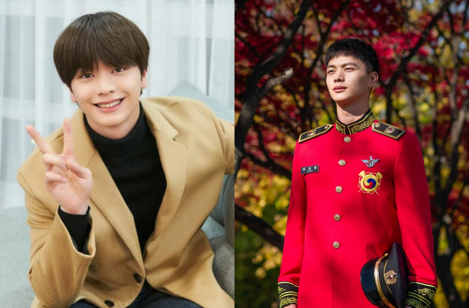 BTOB Sungjae Personally Announces He Has Been Discharged from the Military
