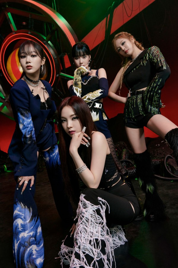 aespa Proves 'Rookie Monster' Position as the Group Surpasses 400,000 Pre-Orders for its First Mini-Album 'Savage'