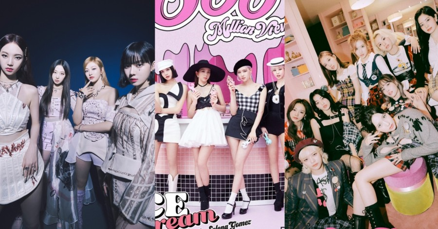 IN THE LOOP: BLACKPINK in Paris, TWICE 'The Feels,' aespa 'Savage,' & More of This Week's Hottest News and Releases
