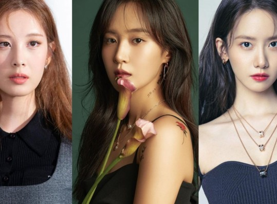 SNSD 'Bermuda Triangle' OG Visuals Seohyun, Yoona, and Yuri Prove Unrivaled Beauty with Their Latest Photos