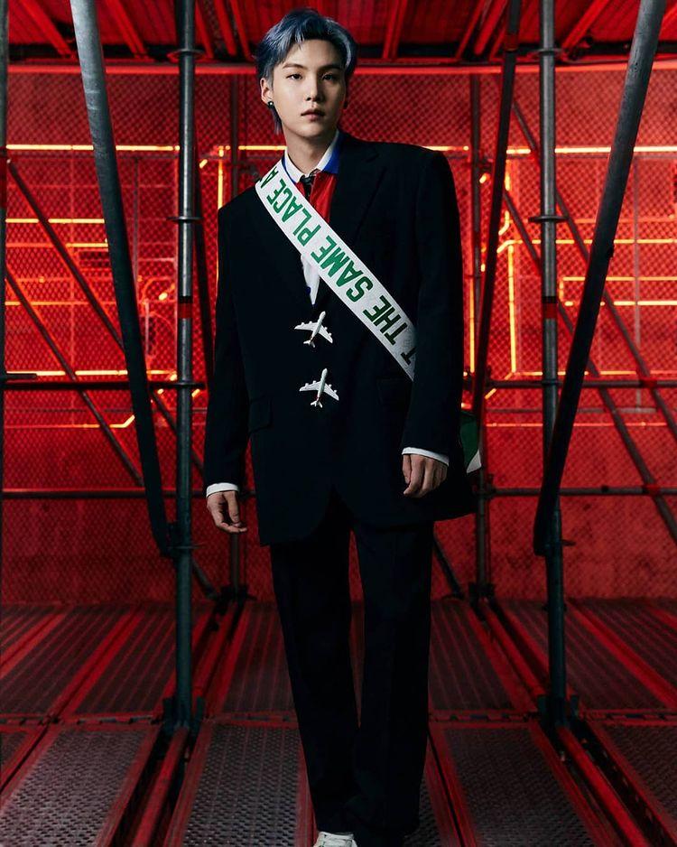 BTS Suga, mixtape title 'Daechwita' MV 300 million views
