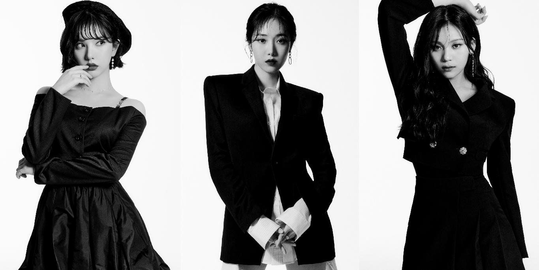 Eunha, SinB and Umji Announce Group Name 'VIVIZ' in First Visual Film