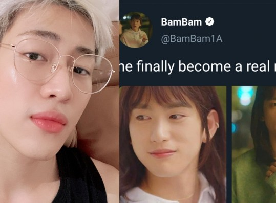 BamBam Proves He's Part of the 'Evil Maknae-Line' for Teasing 'Eomma' Jinyoung through His Latest Twitter Post and Icon