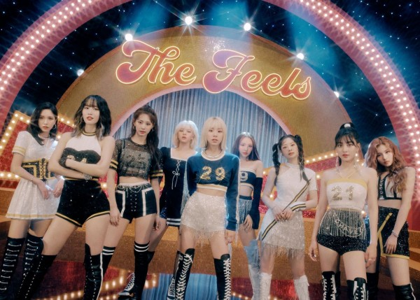 #TWICEHot100Debut: Group's First Full English Track 'The Feels' Enter Billboard's Hot 100 For the First Time at No. 83