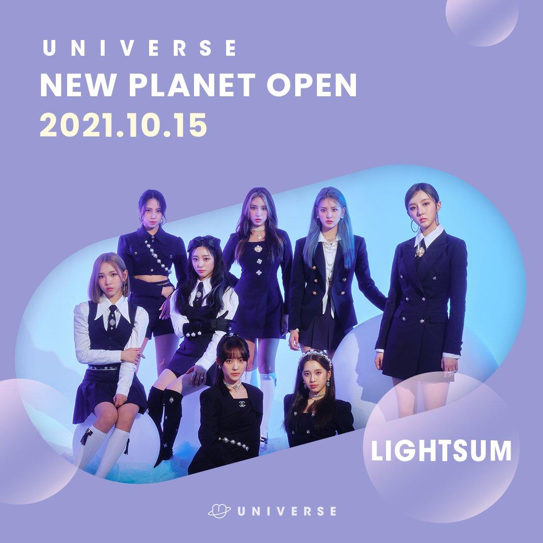 'Comeback' LIGHTSUM, 'VIVACE' MV teaser video released... overwhelming performance