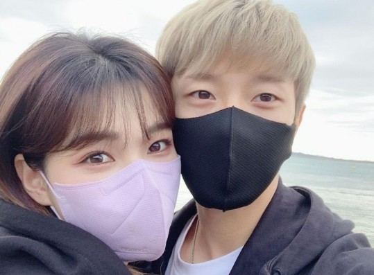 F.T. Island Minhwan and Wife Yulhee Enjoy a Date Without Kids, Couple Shares  Unrelenting Sweetness on Instagram