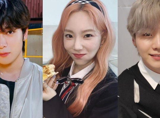 These K-Pop Idols Are Also Amazing at Cooking