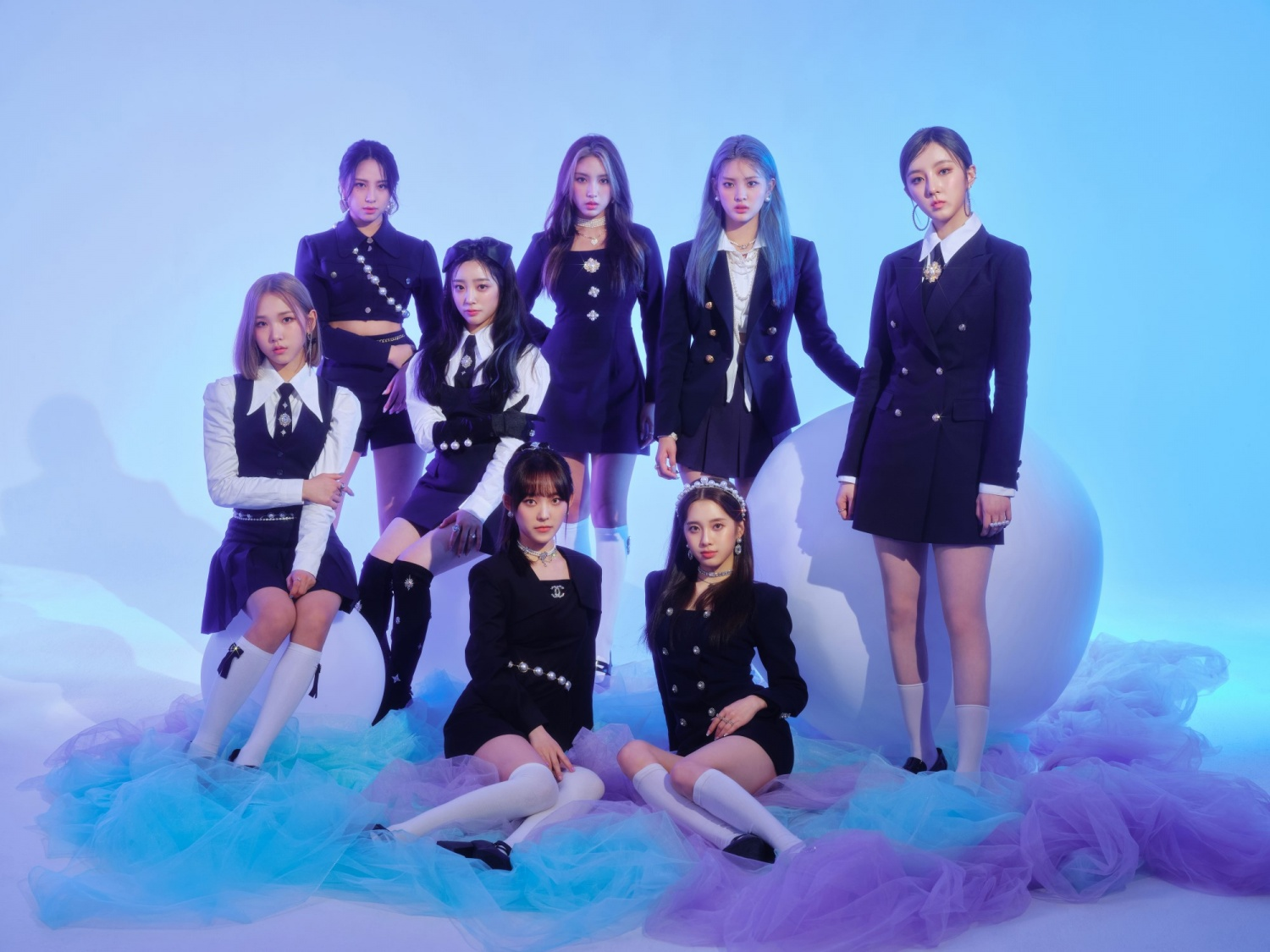 New Girl Group LIGHTSUM Joins UNIVERSE + K-Pop Group To Produce More Content And Host Global Fan Events