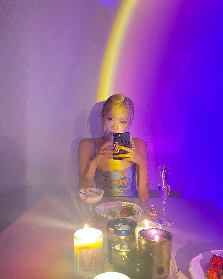BLACKPINK Rosé, a mysterious elf visual... a celebrity