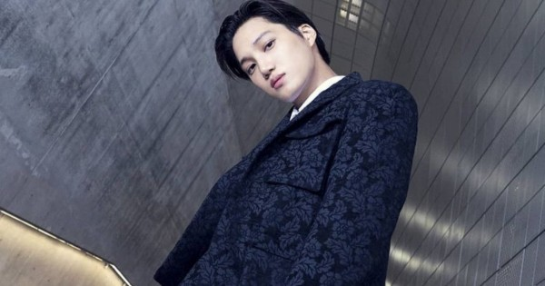 EXO Kai Confesses His Fashion Habits in Recent Interview
