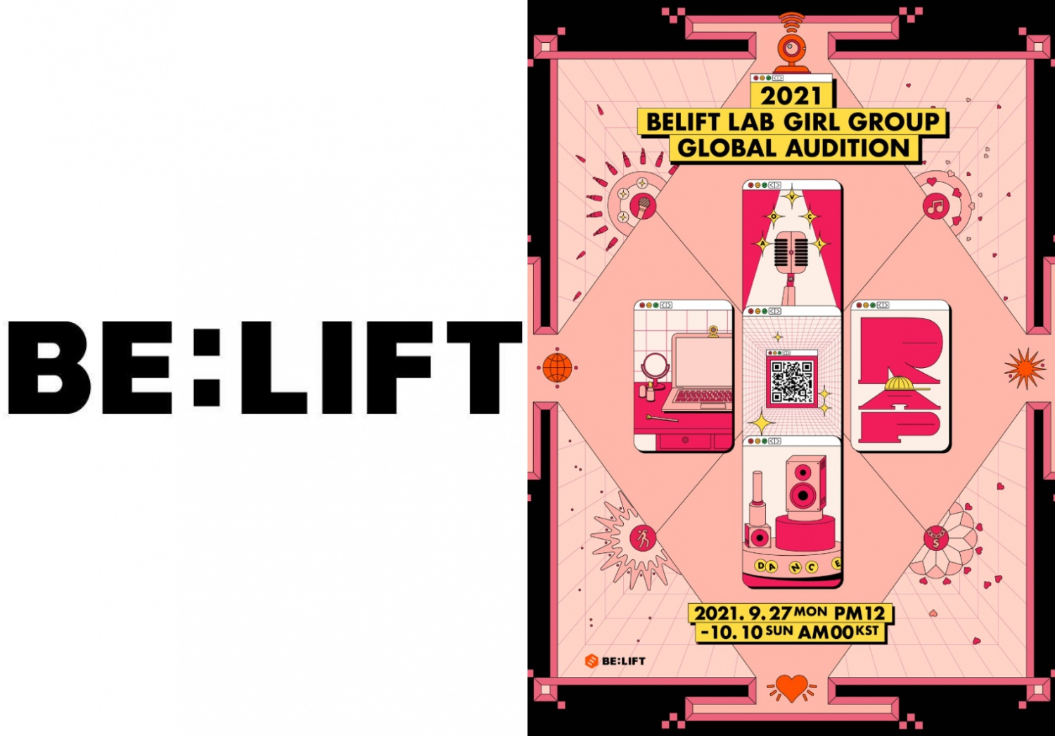 Belift Lab 'I-LAND 2' Records the Highest Number of Applicants among Recent Girl Group Auditions