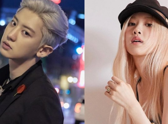 EXO Chanyeol Relationship — The Truth Behind His Dating Rumors With BLACKPINK Rosé