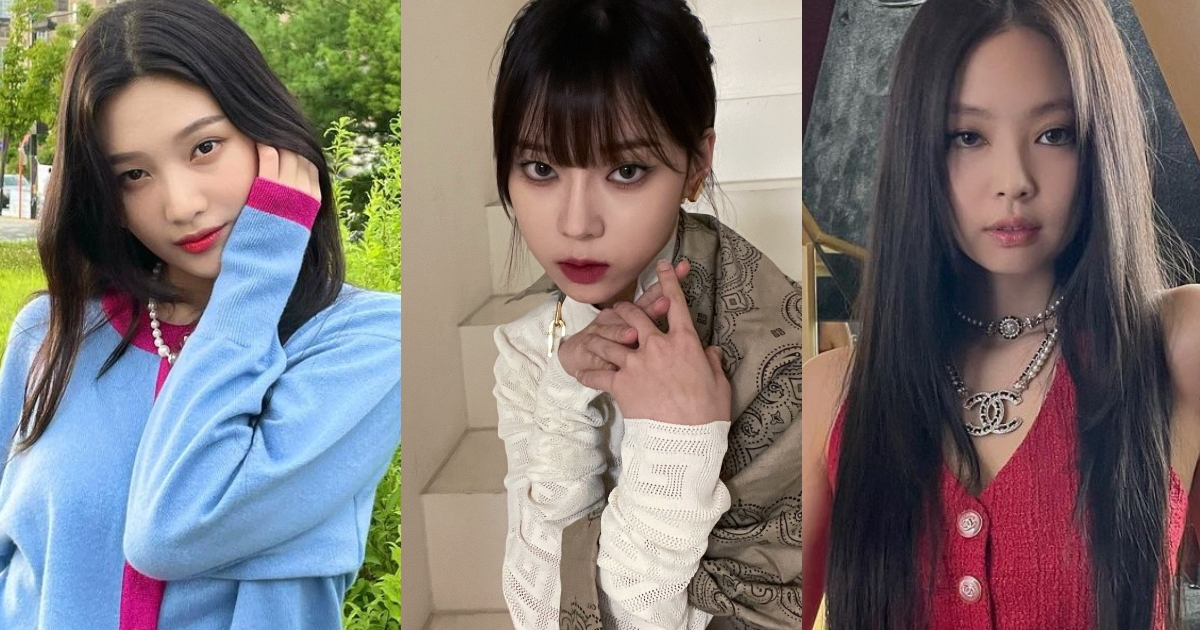 These are the TOP 10 Most Popular Female K-Pop Idols for October 2021