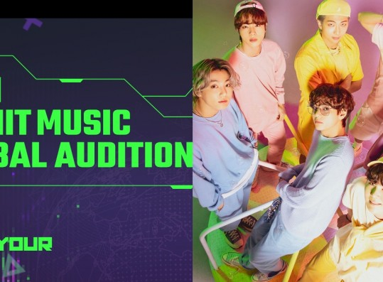 Big Hit Music Opens Global Auditions for New Male Trainees