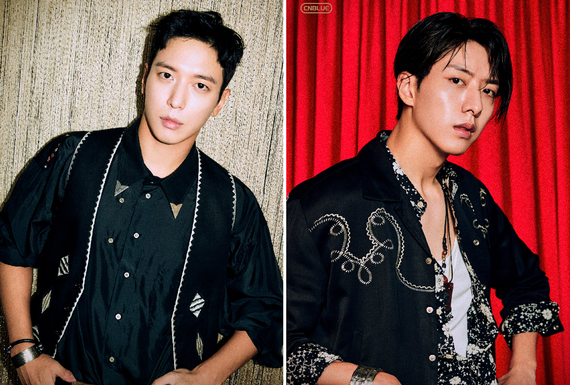 CNBLUE Jung Yong Hwa Reveals the One Time He Became Upset with Lee Jung Shin