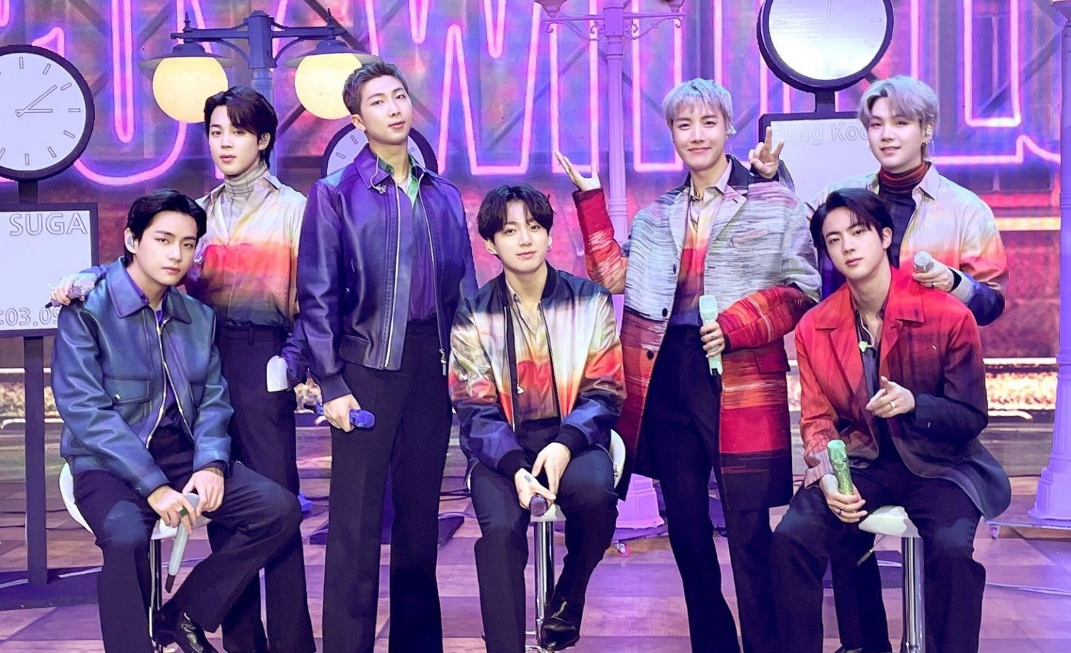 BTS Set to Perform at the 2021 iHeartRadio Jingle Ball Tour in Los Angeles