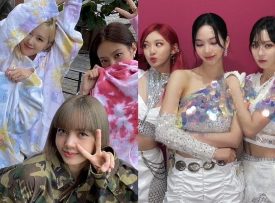 K-Pop Community Urges Public to Stop Comparing BLACKPINK and aespa