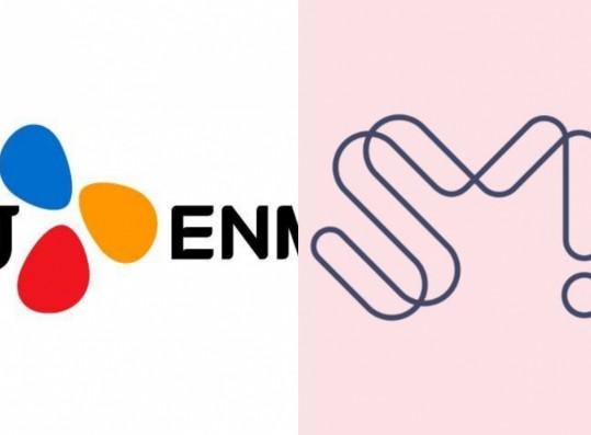 SM Entertainment and CJ ENM