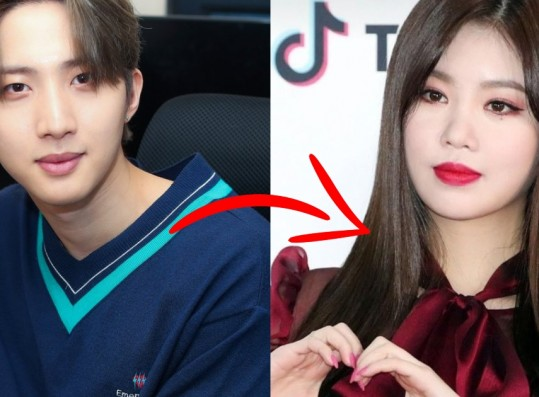 PENTAGON Hui Relationship — Did You Know He Dated Former (G)I-DLE Soojin?