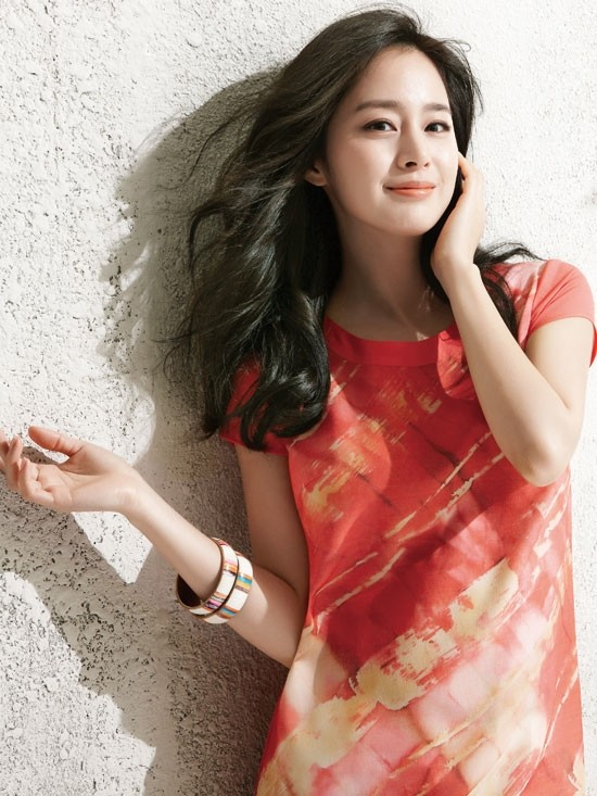 Kim Tae Hee Bright and Colorful for ISABEY 2013 Summer ...