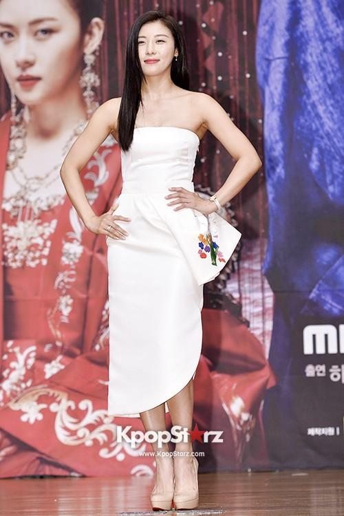 Ha Ji Won, Baek Jin Hee | MBC 'Empress Ki' Press ...