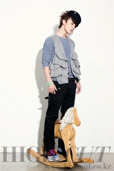 Super Junior Donghae's Magazine Photo Collection : Photos ...