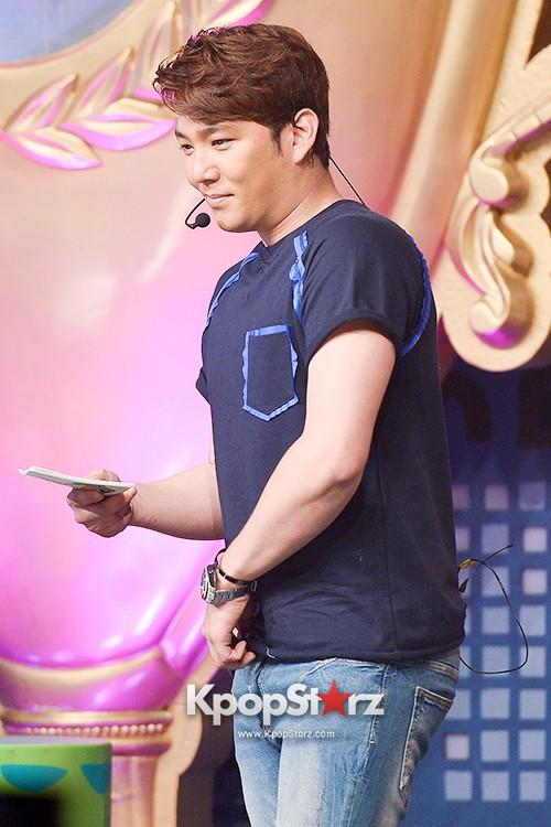 MC Super Junior's Kangin at MBC Music Show Champion - May ...