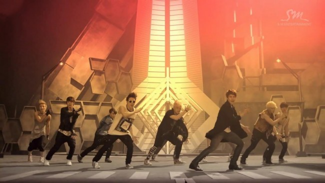 "Super Junior ""Sexy, Free & Single"" Music Video Captures ..."
