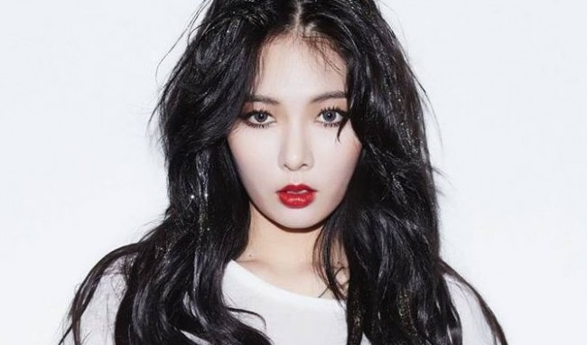 Hyuna Teases Fans with Spoiler Photo for Comeback Then ...Hyuna 2019 Songs