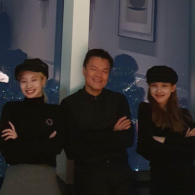 J. Y. Park, Comeback on December 1st… MV Teaser reveals 'Sexy couple dance'key=>3 count4