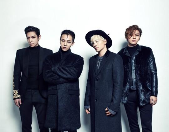 K- Pop band BIGBANG to make a comeback in Coachella this year