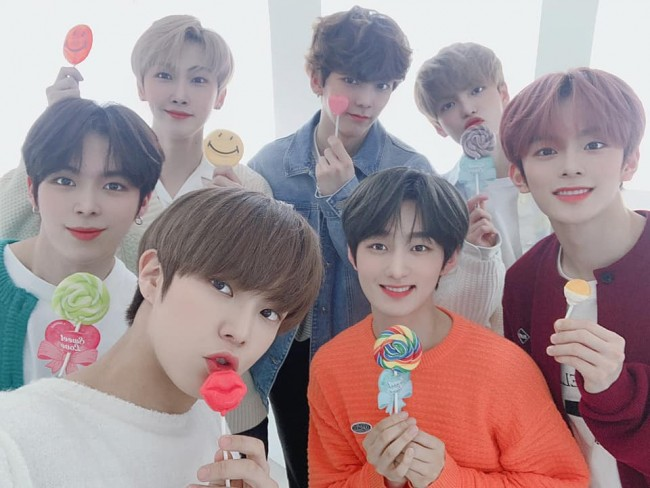 "Watch: VERIVERY's Trailer Video For Their New Song ""Face ..."