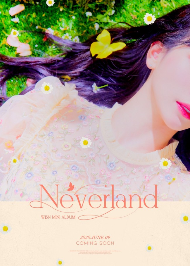 "WATCH: Cosmic Girls Look Dreamy In The Concept Teaser For ""Neverland""key=>1 count11"
