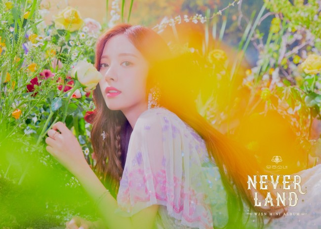 "WATCH: Cosmic Girls Look Dreamy In The Concept Teaser For ""Neverland""key=>3 count11"