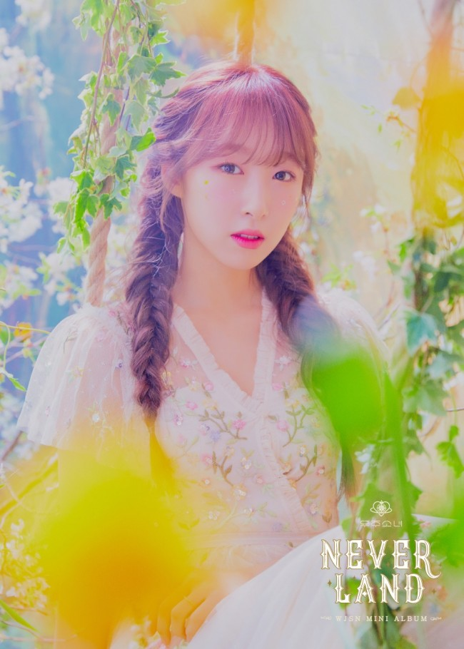 "WATCH: Cosmic Girls Look Dreamy In The Concept Teaser For ""Neverland""key=>6 count11"