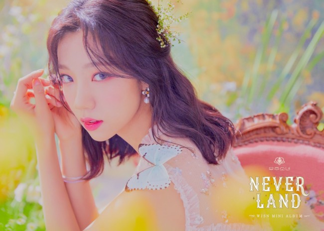 "WATCH: Cosmic Girls Look Dreamy In The Concept Teaser For ""Neverland""key=>9 count11"