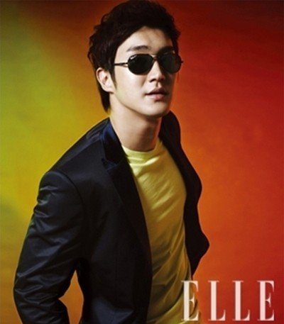 Super Junior Siwon's Photo shoot : Photos : KpopStarz